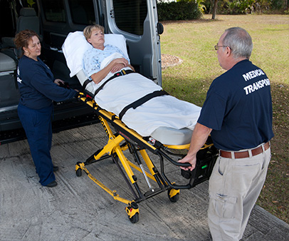 patient transport services