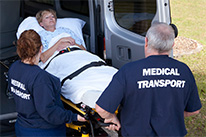 services - non-emergency medical transport