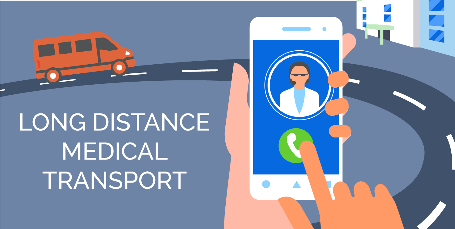 Choosing a long distance medical transport service