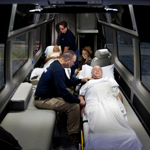 Long Distance Seinior Transport Service